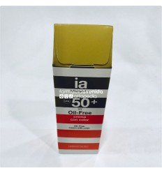 INTERAPOTHEK CREMA SOLAR OIL-FREE SPF 50 COLOR  50 ML