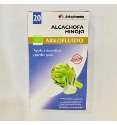 ARKO ALCACHOFA-HINOJO 20 AMP.