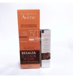 AVENE SOLAR 50 OIL-FREE COLOR 50ML.