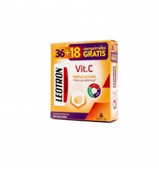 LEOTRON VITAMINA C ANGELINI COMP EFERVESCENTES  54 COMP
