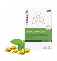 AROMAFORCE CAPSULAS BRONQUIOS BIO  30 CAPS