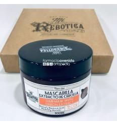 MI REBOTICA MASCARILLA CAPILAR CON EXTRACTO DE CEBOLLA 300ML.