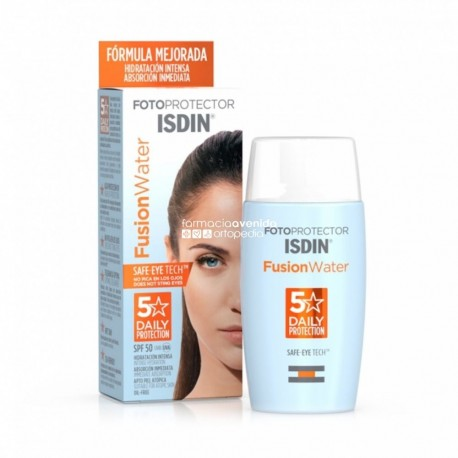 FOTOPROTECTOR ISDIN FUSION WATER SPF 50 50 ML